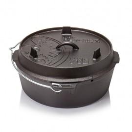 Petromax Feuertopf ft6 (Dutch Oven) ohne Beine (planer Boder)
