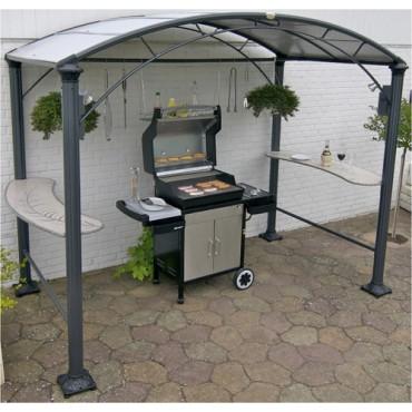 Grill Pavillon/ Grill Schutz - Windfang