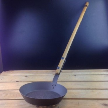 Netherton Foundry Pizza Paddle / Peel, Black Iron, buy online