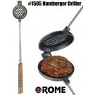 Hamburger Griller von Rome Industries