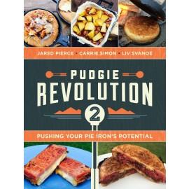 Rome Pudgie Revolution 2 - Sandwich & Torten Rezepte Buch (EN)