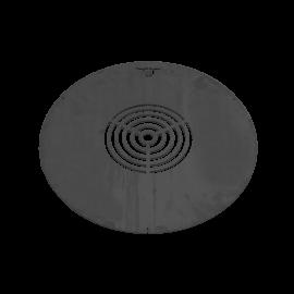 BarrelQ Teppanyaki Grillplatte für großes 200l Grillfass