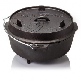 Petromax Feuertopf ft9 (Dutch Oven) mit Füßen