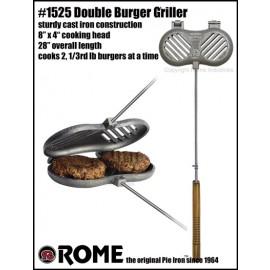Rome Hamburger Griller, doppelt #1525