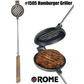 Rome Hamburger Griller #1505