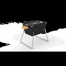 Knister Holzkohle Grill, klein