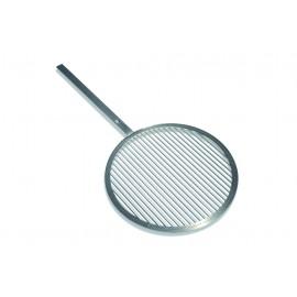Grillrost aus Edelstahl, rund, 45 cm, radius design