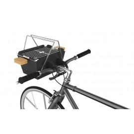 Knister Fahrradhalterung