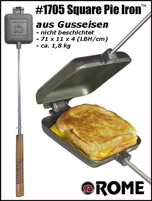 Single sandwichmaker