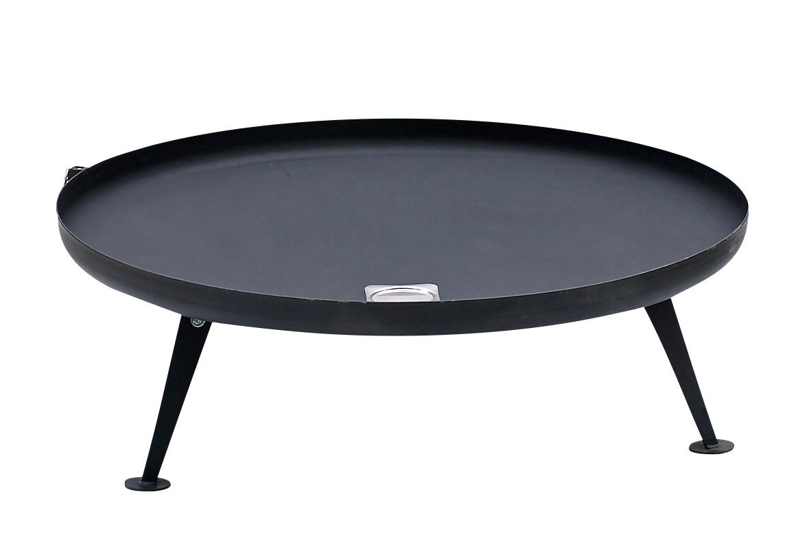fire pit feuerschale 100cm patina look grill shop. Black Bedroom Furniture Sets. Home Design Ideas