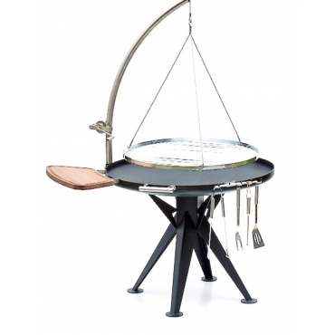 "Grill System ""Bål Grill""; 100cm individuell konfigurierbar"