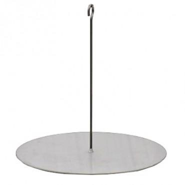 Viking Pan Ø50cm, Stainless Steel
