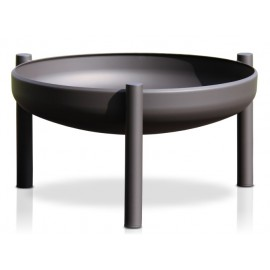 Fire bowl, coated, 70 cm, Ricon