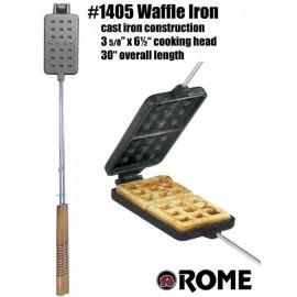 Rome Waffle Iron Classic #1405