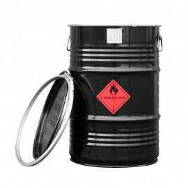 BBQ Barrel by BarrelQ, small, stainless steel