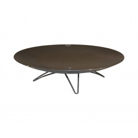 Fire Pit Star Fire Bowl 60cm (Patina Look / Basic)