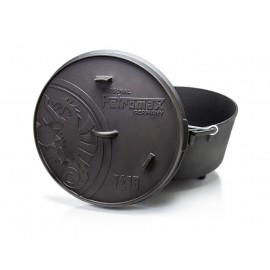Petromax Dutch Oven ft4.5 with feet
