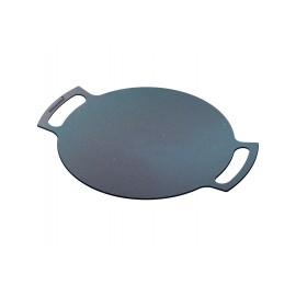 muurikka campfire pan, 48cm, steel, incl. protection bag