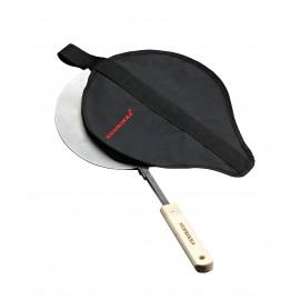 muurikka leisku frying pan with folding handle incl. cover bag