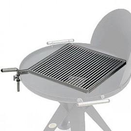 Nielsen, sq. BBQ Grid, Stainless Steel, 40x40x8mm
