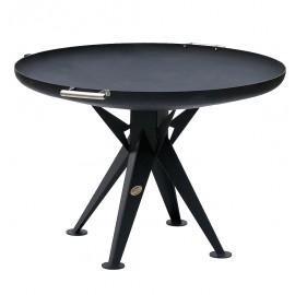 Bal Grill 100cmØ, black coated, Nielsen