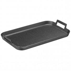 Skeppshult BBQ plate, cast iron, serie Noir