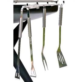 Werkzeug Set 3-teilig   Grillgabel, Grillzange, Bratenwender