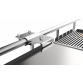 Knister Balcony Mount, stainless steel, for Knister Grill Small, Knister Grill Original