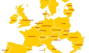 Europaweiter Versand mit DHL und Schenker Logistics